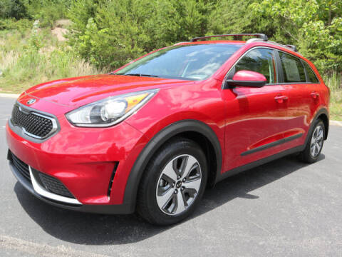 2019 Kia Niro for sale at RUSTY WALLACE KIA OF KNOXVILLE in Knoxville TN