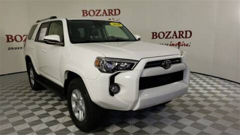 2020 Toyota 4Runner for sale at BOZARD FORD in Saint Augustine FL