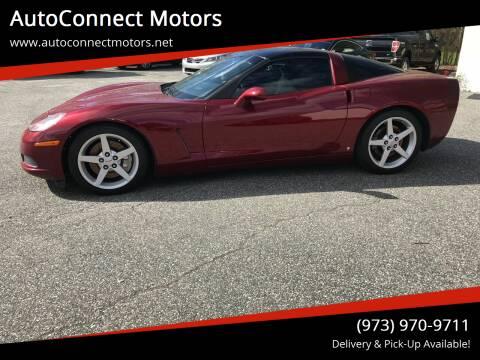 2006 Chevrolet Corvette for sale at AutoConnect Motors in Kenvil NJ