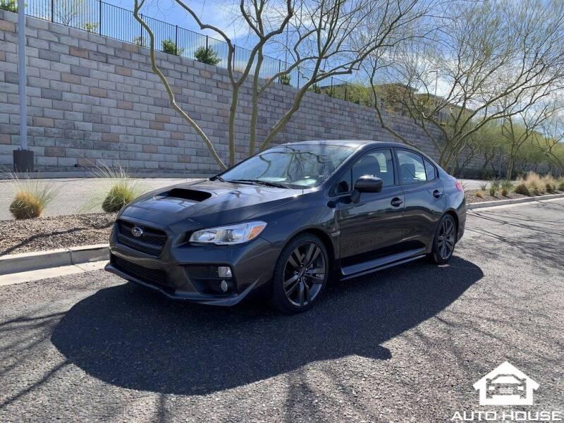 2017 Subaru WRX for sale at AUTO HOUSE TEMPE in Tempe AZ