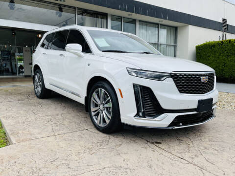 2020 Cadillac XT6 for sale at RUSTY WALLACE CADILLAC GMC KIA in Morristown TN
