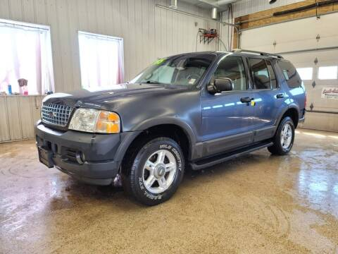 2003 Ford Explorer for sale at Sand's Auto Sales in Cambridge MN