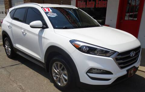 2017 Hyundai Tucson for sale at VISTA AUTO SALES in Longmont CO