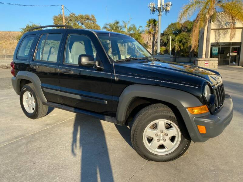 2006 Jeep Liberty for sale at Luxury Auto Lounge in Costa Mesa CA