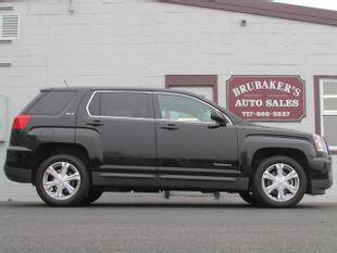 2017 GMC Terrain for sale at Brubakers Auto Sales in Myerstown PA