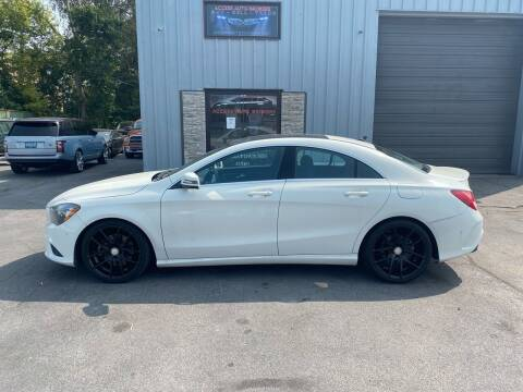 2014 Mercedes-Benz CLA for sale at Access Auto Brokers in Hagerstown MD