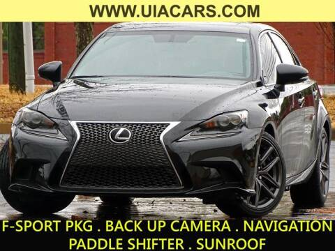 2014 Lexus IS 250 for sale at Used Imports Auto - Lawrenceville in Lawrenceville GA