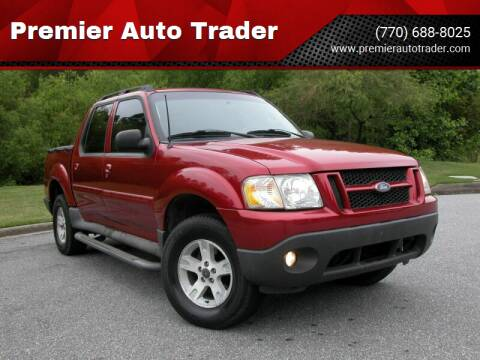2005 Ford Explorer Sport Trac for sale at Premier Auto Trader in Alpharetta GA
