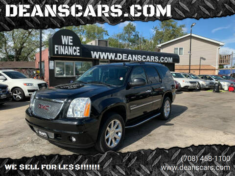 2012 GMC Yukon for sale at DEANSCARS.COM in Bridgeview IL