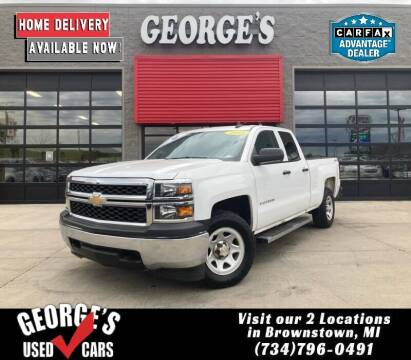 2015 Chevrolet Silverado 1500 for sale at George's Used Cars - Pennsylvania & Allen in Brownstown MI