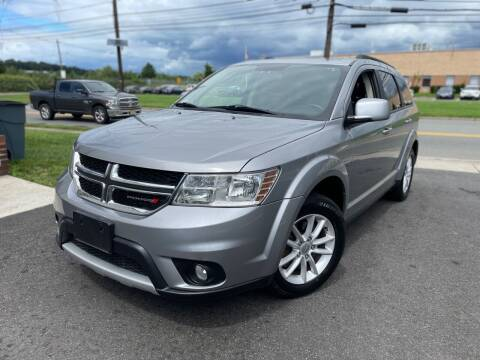 2016 Dodge Journey for sale at A1 Auto Mall LLC in Hasbrouck Heights NJ