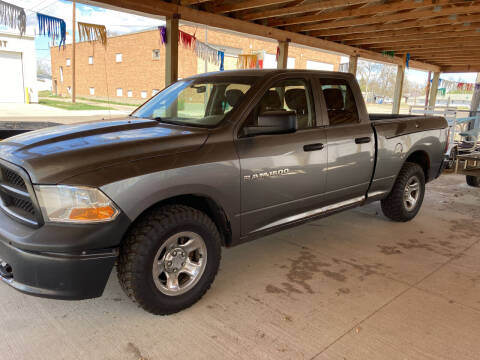 2012 RAM Ram Pickup 1500 for sale at Lakeside Auto & Sports in Garrison ND