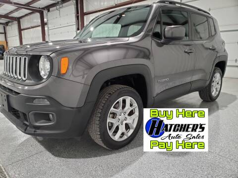 2017 Jeep Renegade for sale at Hatcher's Auto Sales, LLC - Buy Here Pay Here in Campbellsville KY