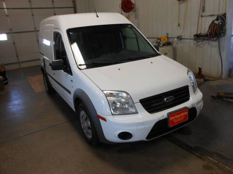 2012 Ford Transit Connect for sale at Grey Goose Motors in Pierre SD