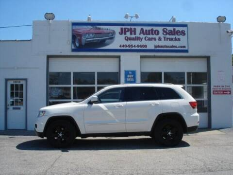 2012 Jeep Grand Cherokee for sale at JPH Auto Sales in Eastlake OH