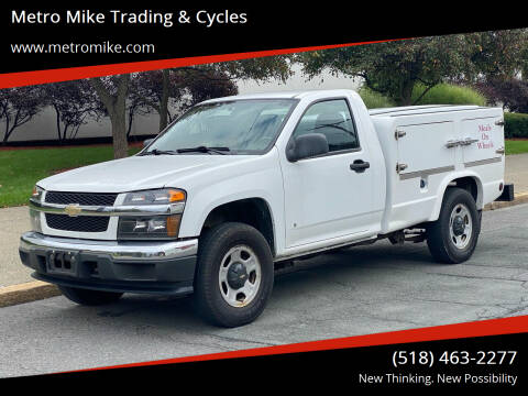2009 Chevrolet Colorado for sale at Metro Mike Trading & Cycles in Albany NY