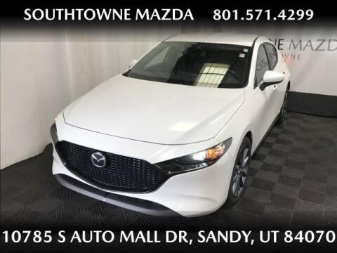 2019 Mazda Mazda3 Hatchback for sale at Southtowne Mazda of Sandy in Sandy UT