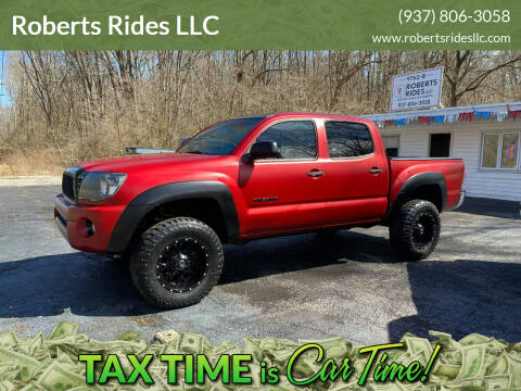 2008 Toyota Tacoma for sale at Roberts Rides LLC in Franklin OH