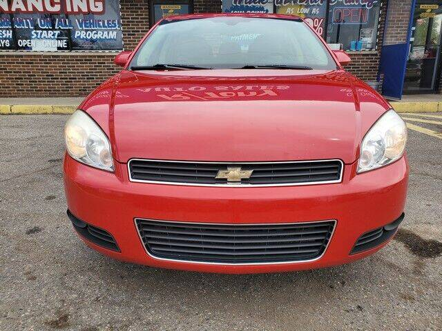 2011 Chevrolet Impala for sale at R Tony Auto Sales in Clinton Township MI