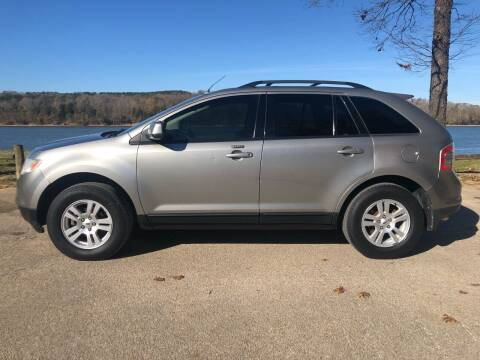 2008 Ford Edge for sale at Monroe Auto's, LLC in Parsons TN