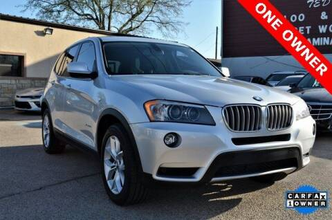 2011 BMW X3 for sale at LAKESIDE MOTORS, INC. in Sachse TX