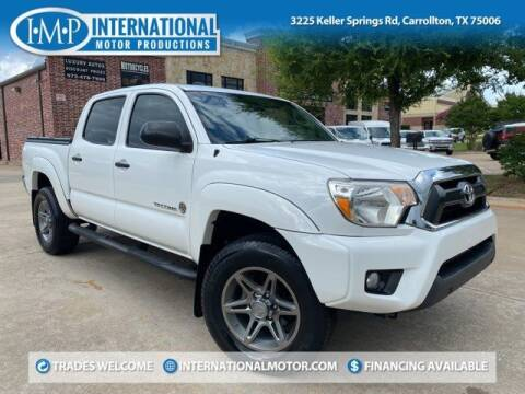 2012 Toyota Tacoma for sale at International Motor Productions in Carrollton TX