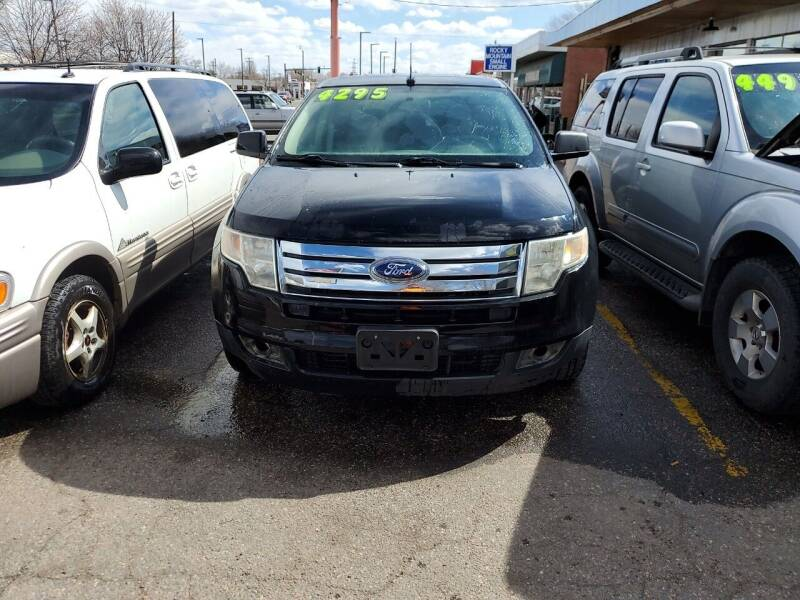 2007 Ford Edge for sale at Highbid Auto Sales & Service in Lakewood CO