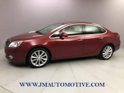 2013 Buick Verano for sale at J & M Automotive in Naugatuck CT