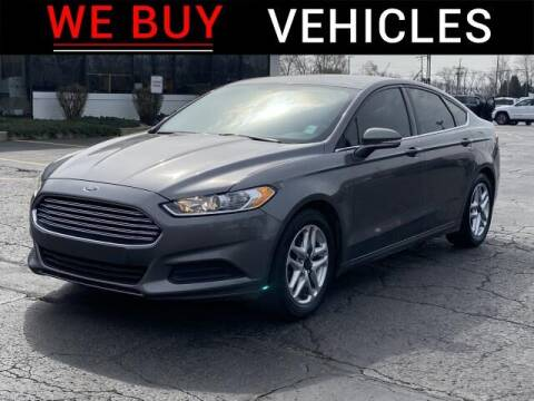 2014 Ford Fusion for sale at Vicksburg Chrysler Dodge Jeep Ram in Vicksburg MI