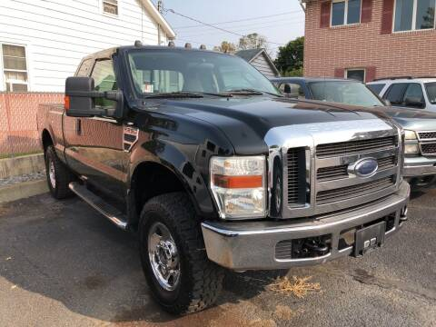 2008 Ford F-250 Super Duty for sale at Rine's Auto Sales in Mifflinburg PA