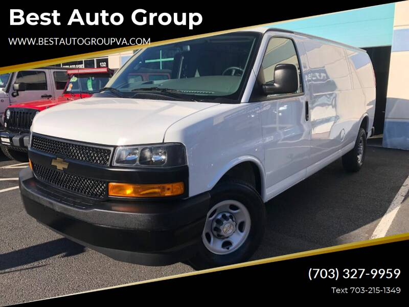 2019 Chevrolet Express Cargo for sale at Best Auto Group in Chantilly VA