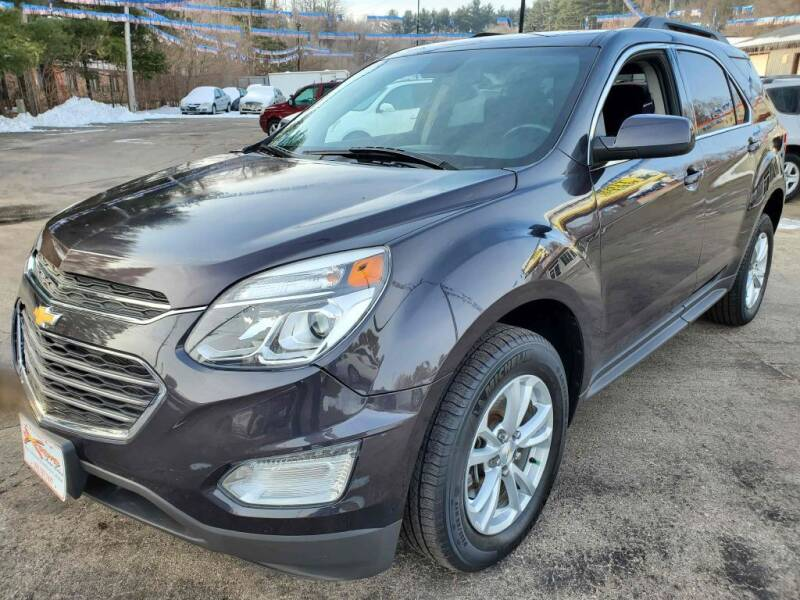 2016 Chevrolet Equinox for sale at Extreme Auto Sales LLC. in Wautoma WI