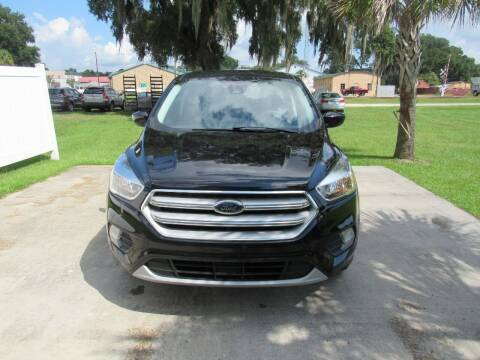 2019 Ford Escape for sale at D & R Auto Brokers in Ridgeland SC