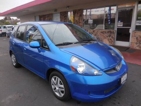 2007 Honda Fit for sale at Auto 4 Less in Fremont CA