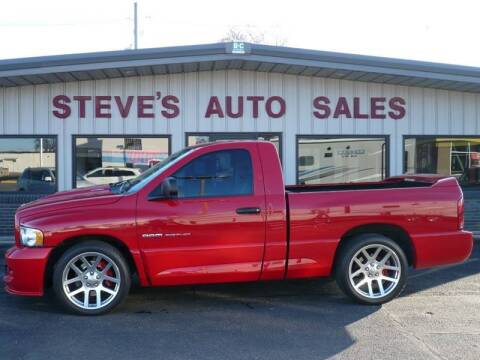 2004 Dodge Ram Pickup 1500 SRT-10 for sale at STEVE'S AUTO SALES INC - Regular Inventory in Scottsbluff NE