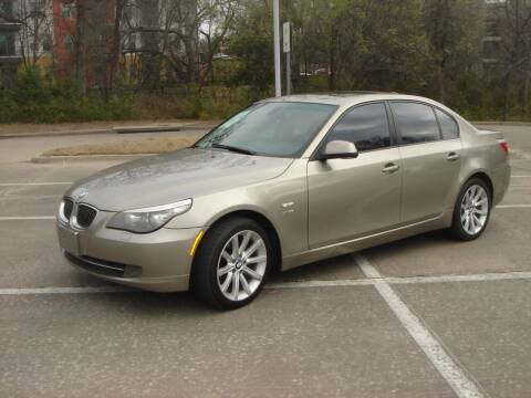 2010 BMW 5 Series for sale at ACH AutoHaus in Dallas TX