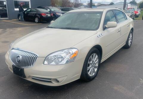 2011 Buick Lucerne for sale at Eagle Auto LLC in Green Bay WI