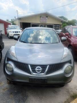2011 Nissan JUKE for sale at Chicago Auto Exchange in South Chicago Heights IL