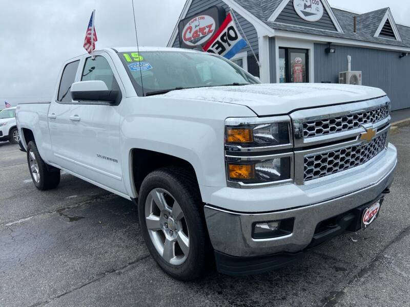 2015 Chevrolet Silverado 1500 for sale at Cape Cod Carz in Hyannis MA