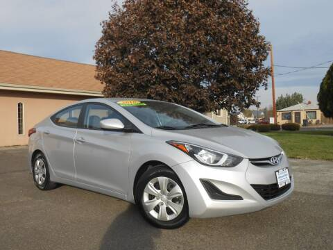 2016 Hyundai Elantra for sale at McKenna Motors in Union Gap WA