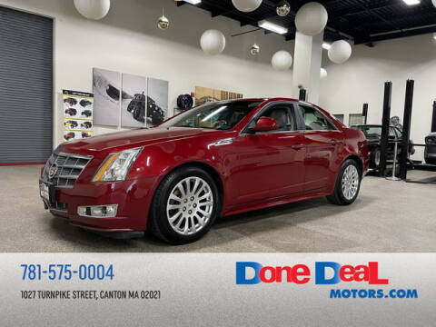 2010 Cadillac CTS for sale at DONE DEAL MOTORS in Canton MA