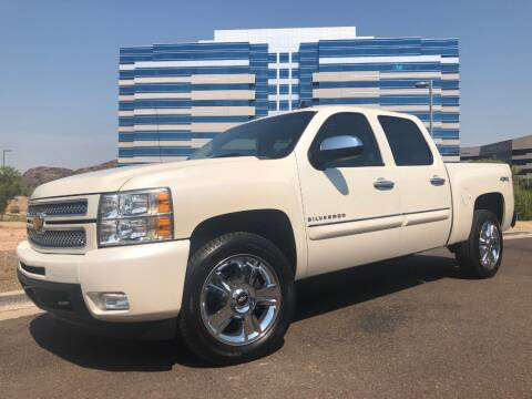 2012 Chevrolet Silverado 1500 for sale at Day & Night Truck Sales in Tempe AZ