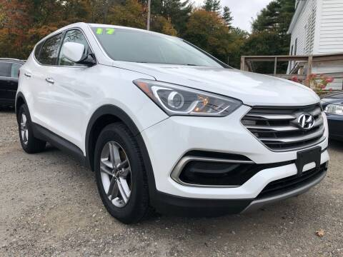 2017 Hyundai Santa Fe Sport for sale at Specialty Auto Inc in Hanson MA