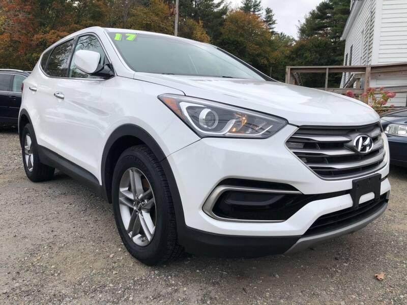 2017 Hyundai Santa Fe Sport for sale at Specialty Auto Inc in Hanson MA