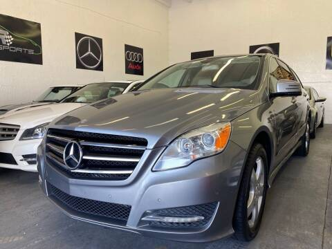 2012 Mercedes-Benz R-Class for sale at GCR MOTORSPORTS in Hollywood FL