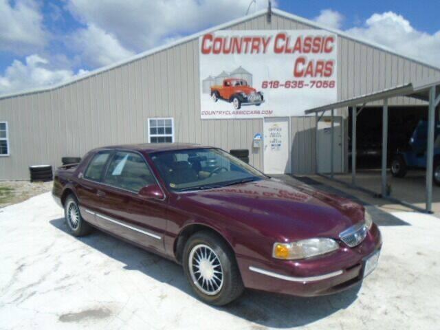 1997 Mercury Cougar for sale in Staunton, IL