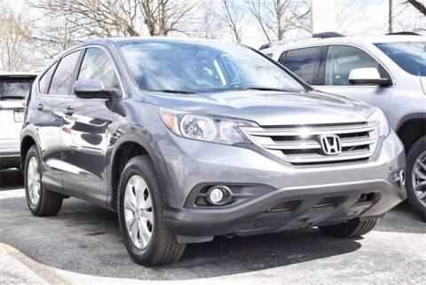 2013 Honda CR-V for sale at BOB ROHRMAN FORT WAYNE TOYOTA in Fort Wayne IN