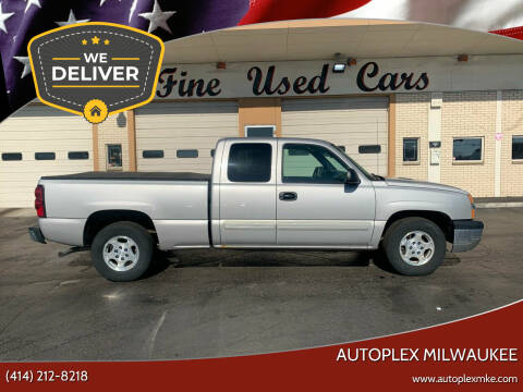 2004 Chevrolet Silverado 1500 for sale at Autoplex 2 in Milwaukee WI