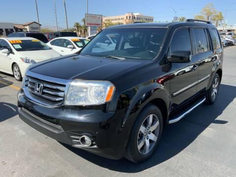 2013 Honda Pilot for sale at Charlie Cheap Car in Las Vegas NV