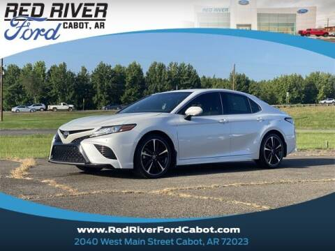 2018 Toyota Camry for sale at RED RIVER DODGE - Red River of Cabot in Cabot, AR